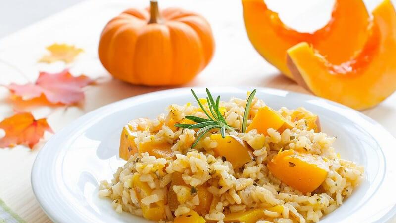 Tipps zur Zubereitung von Risotto de mare, Spargelrisotto, Rucola-Risotto und Pilzrisotto - auch Anfänger für Anfänger geeignet