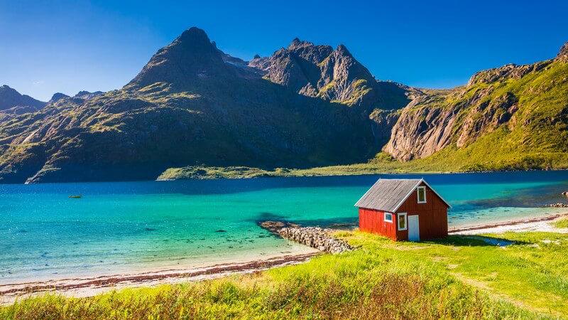 Sehenswertes im Reiseziel Finnland