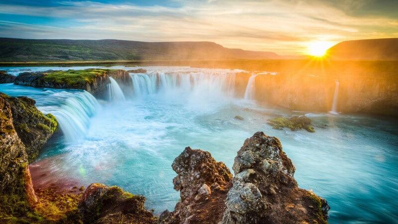 Sehenswertes im Reiseziel Island