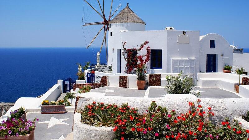 Sehenswertes im Reiseziel Griechenland