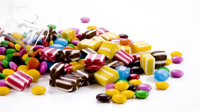 Ob zu bestimmten Anlässen wie Weihnachten oder einfach so zwischendurch: Süßigkeiten sind hierzulande bei Groß und Klein beliebt