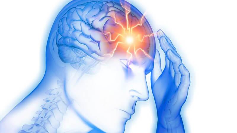 Mögliche Ursachen des Lennox-Gastaut-Syndroms sind Schäden des Gehirns oder bestimmte Erkrankungen