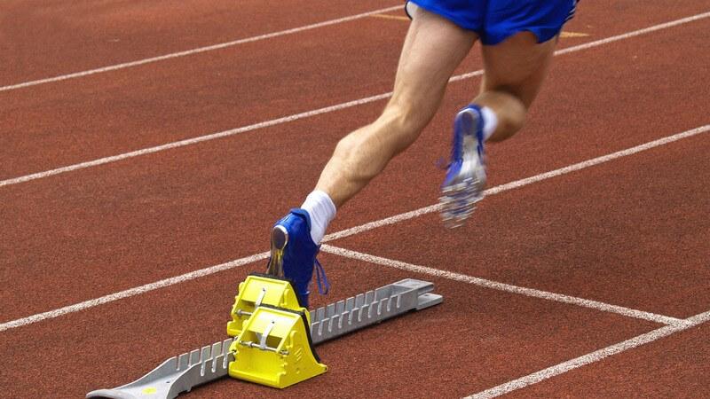 Schnell wie der Blitz! Grundlagen und Trainingstipps für Sprinter