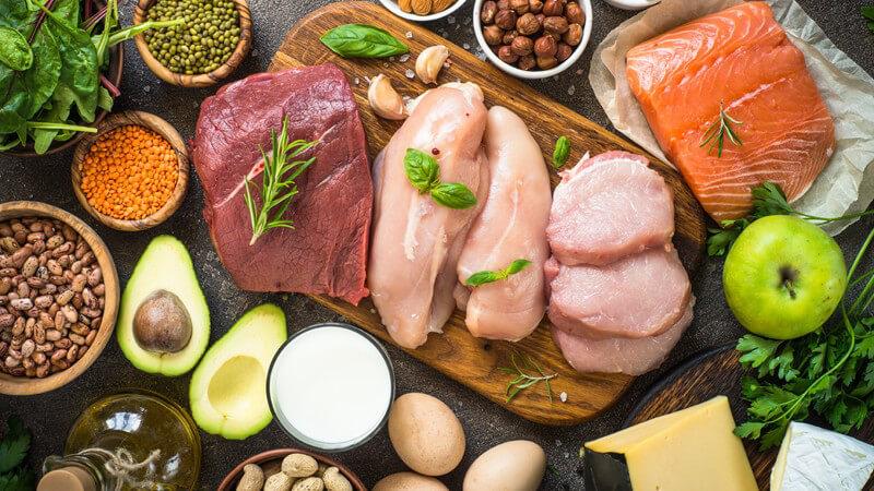 Lebensmittel, die die Fruchtbarkeit negativ oder positiv beeinflussen können