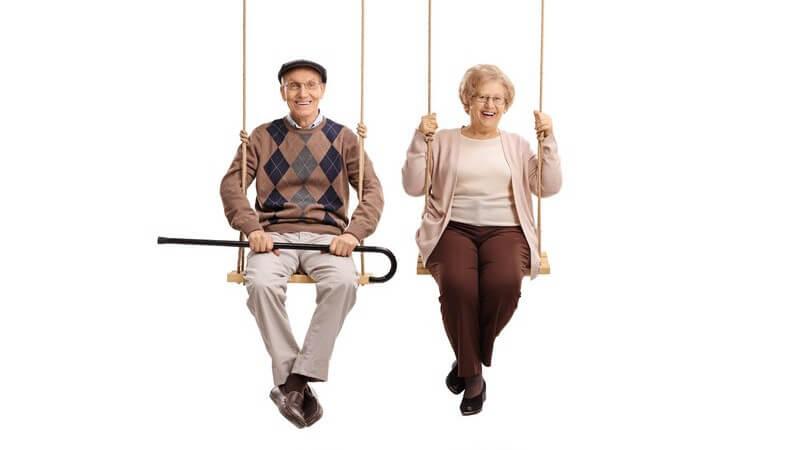 """Das """"Drei-Säulen-Modell"""" der Altersvorsorge"""
