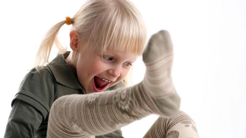 Strumpfhosen wurden bereits in der Neuzeit getragen und haben bis heute nichts an ihrer Popularität verloren