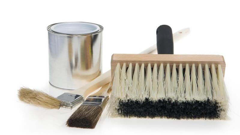 Farbe und Technik - Was man beim Decken-Streichen beachten muss