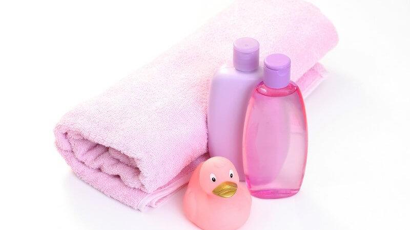 Was macht ein gutes Baby-Waschgel aus, wo kann ich es kaufen und welche Hausmittel eignen sich als Alternative?
