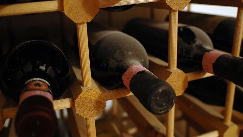 Tipps zur richtigen Lagerung von Wein