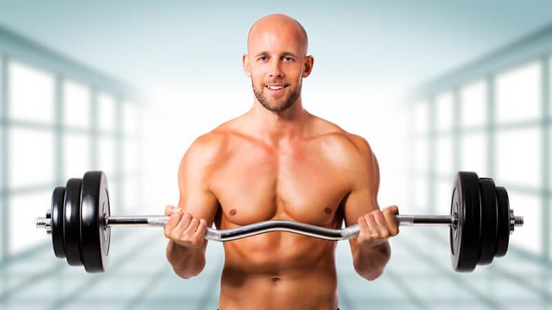 Wissenswertes zum Workout mit Curlhanteln