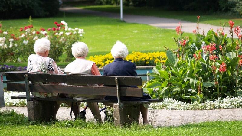 Der Weg zum Betreuten Wohnen für Senioren