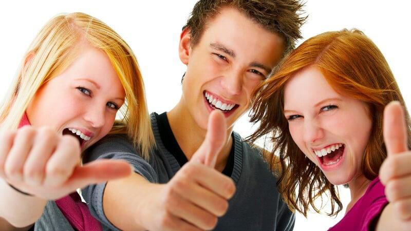 Was Jugendliche vom Erwachsensein unterscheidet