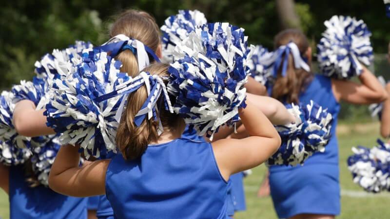 Wissenswertes über das Cheerleading