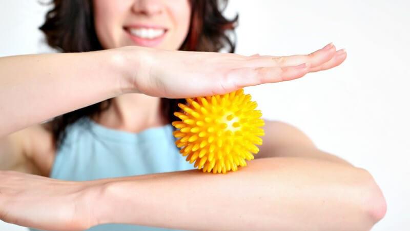 Wissenswertes zu Massage- bzw. Igelbällen