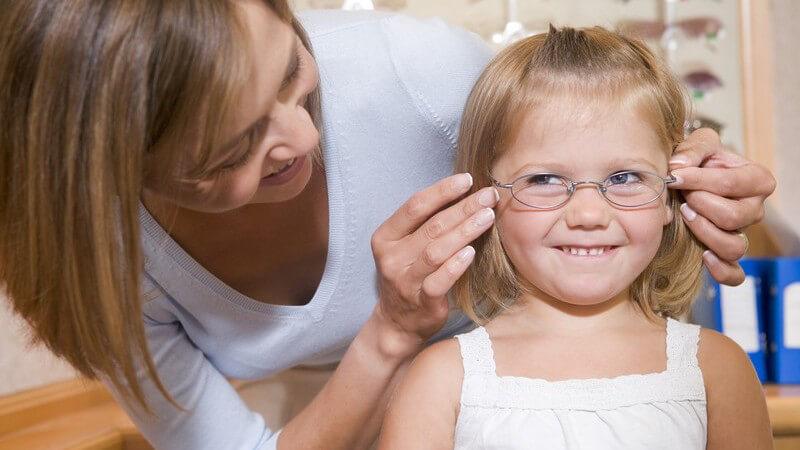 Das manifeste Schielen wird je nach Blickrichtung des betroffenen Auges in mehrere Formen unterteilt