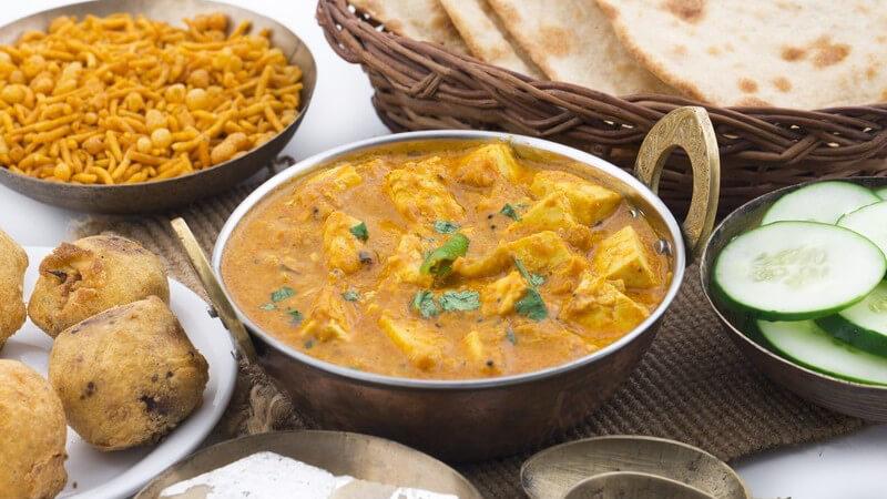 Indisch Essen gehen
