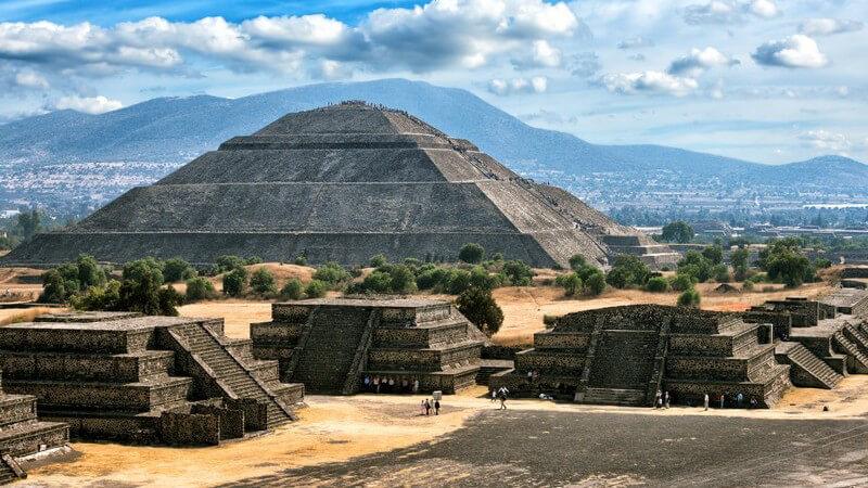 Sehenswertes im Reiseziel Mexiko