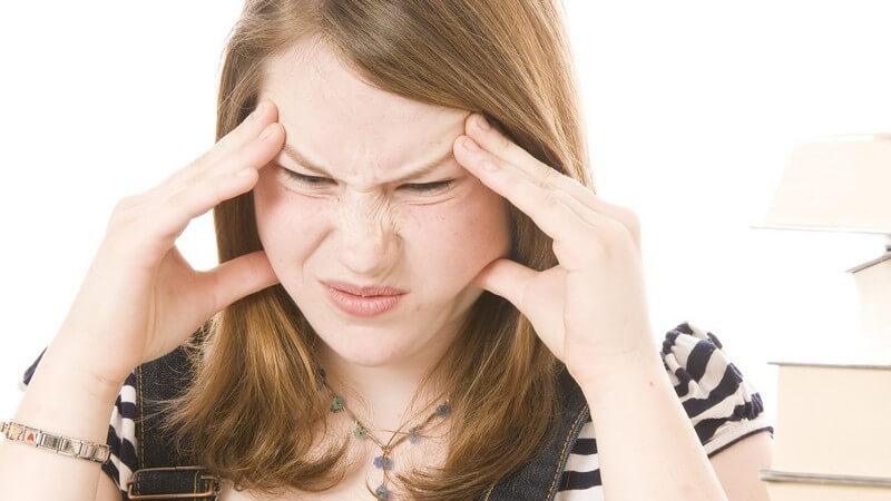 Wenn Pickel durch Stress ausgelöst werden, ist das beste Gegenmittel die Entspannung