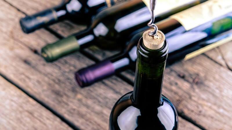 Informationen rund um die Weinprobe