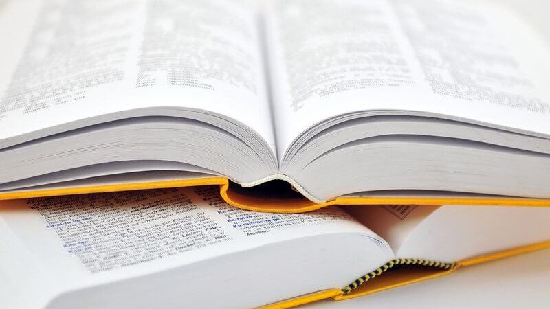 Das Reisewörterbuch - ein Wörterbuch speziell für die Reise