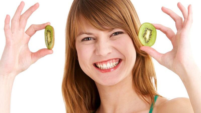 Enthält viel Vitamin C und ist gut für Blutgefäße, die Verdauung und Laune