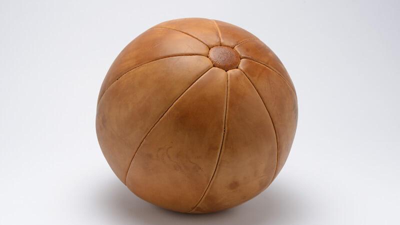 Klassische Übungen mit dem Medizinball