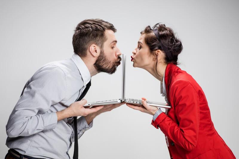 Internetbekanntschaft flirten