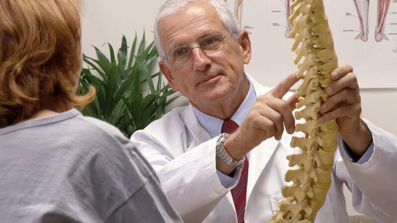 Voll bewegungserhaltende Bandscheibenvollprothese - Wissenswertes zur künstlichen Bandscheibe