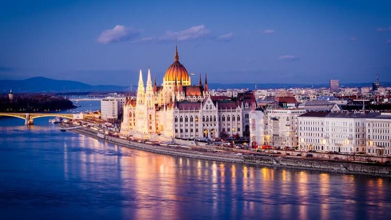 Sehenswertes im Reiseziel Ungarn