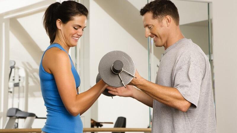 Die Gewichtsklassen und Disziplinen beim Gewichtheben