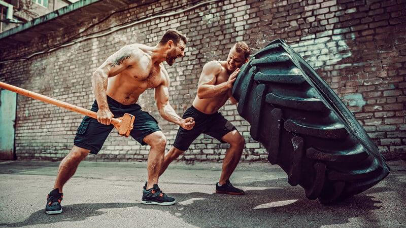 Von der TV-Show zur Sportart - Die Entwicklung des Strongman-Sports und bekannte Wettbewerbe