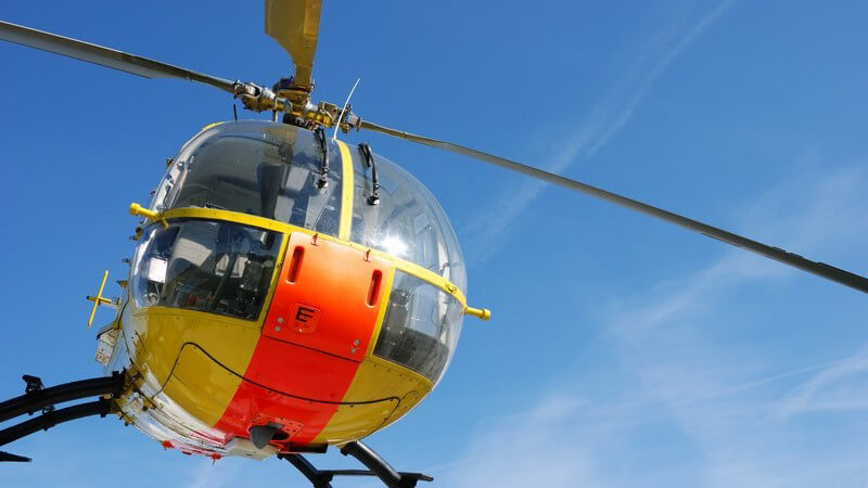 Wer sich für die Funktionsweise eines Hubschraubers interessiert, kann z.B. in Hubschraubersimulationen einiges über die Steuerung lernen