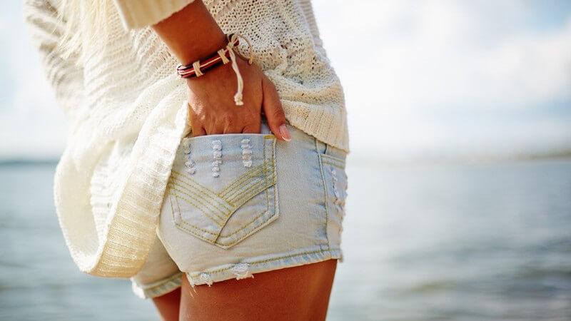 Wie Sie schnell und einfach eine individuelle und sexy Hot Pants herstellen können