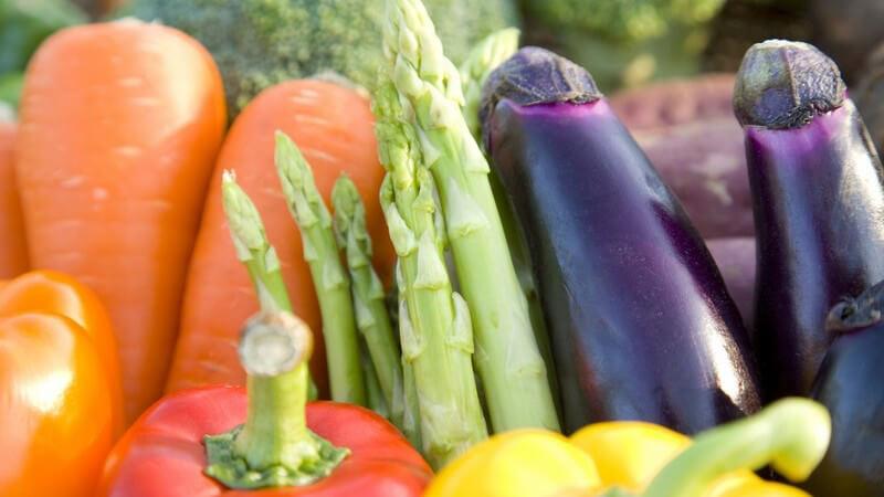 Saisonkalender für heimische Gemüsesorten - von Januar bis Dezember