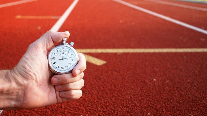 Sportler - Unterschiede zwischen Freizeit-, Leistungs- und Profisportlern