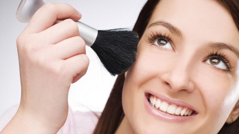 Make-up passend zum Typ