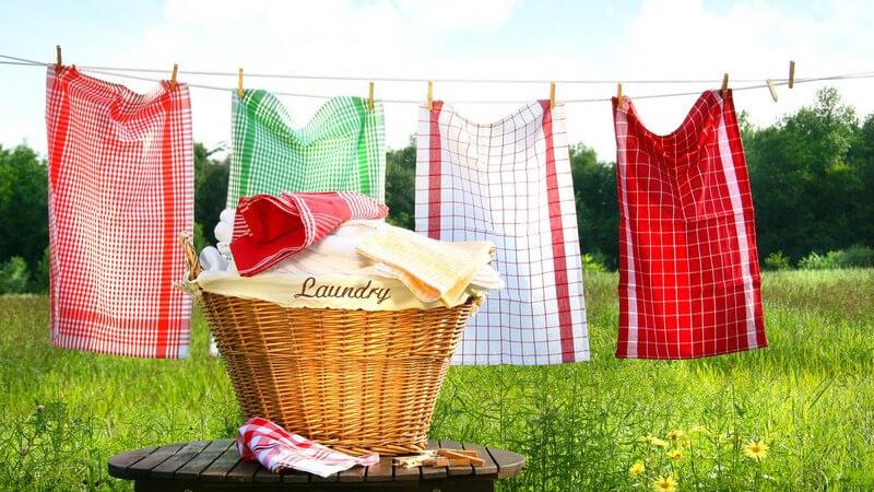 Richtiger Umgang und Pflege eines Wäschetrockners