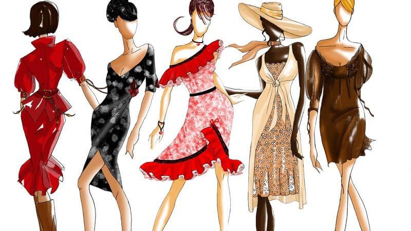 """Gehobene Schneiderei - Wir erklären den Begriff """"Haute Couture"""" und erläutern, welche Kriterien ein entsprechendes Kleidungsstück aufweisen muss"""