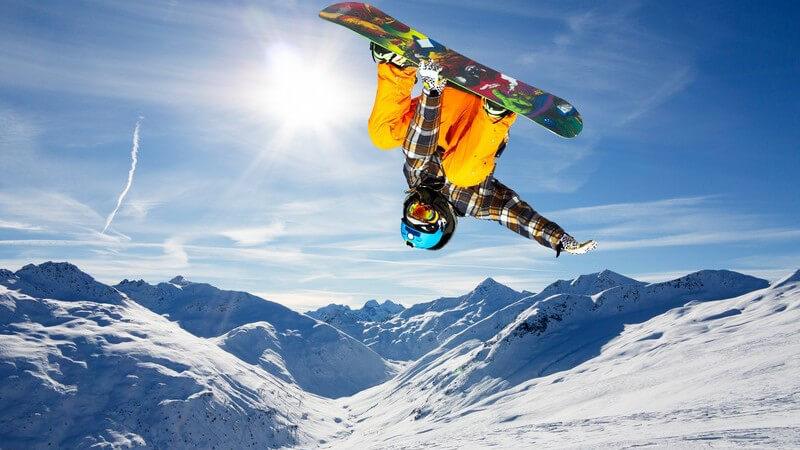 Wissenswertes zum Snowboard