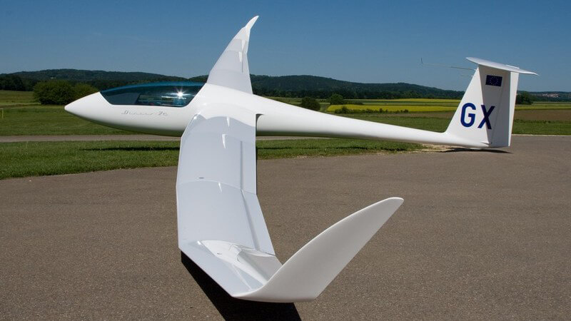 Wissenswertes zum Segelflugzeug und Segelflugschein