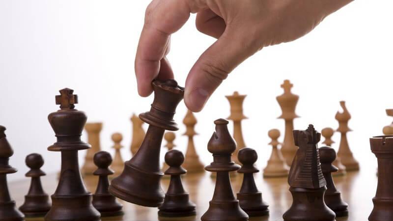 Zugregeln der einzelnen Schachfiguren und Wissenswertes zur Vergabe unterschiedlicher Titel im Schach