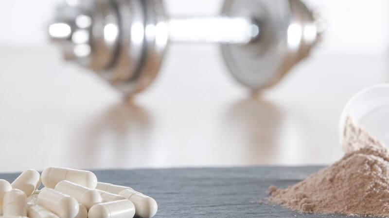 Aminosäuren-Präparate zum Muskelaufbau - sinnvoll oder Humbug?
