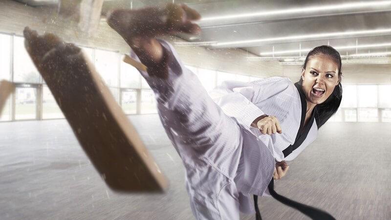 In der Karatekunst gibt es verschiedene Stilrichtungen, die bestimmte Merkmale aufweisen - um diese Kunst zu erlernen, bedarf es eines gründlichen Trainings
