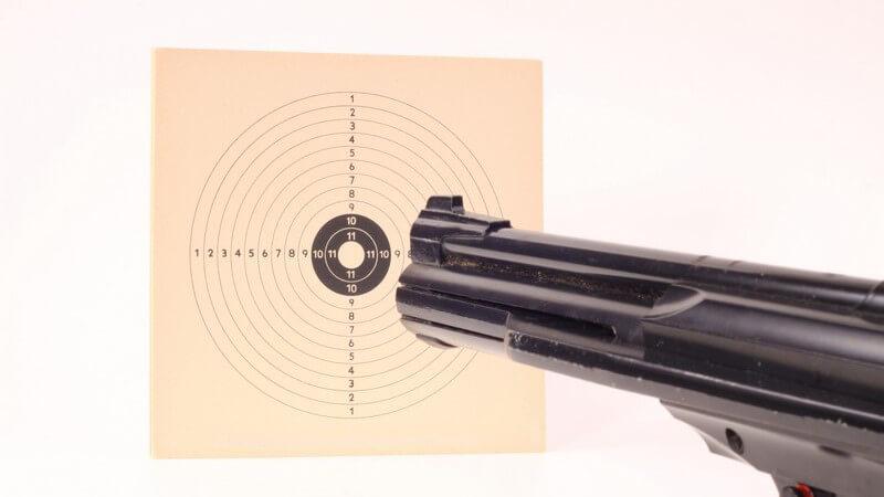 Trainingsmöglichkeiten und geeignetes Personal für das Luftgewehrschießen findet man in Schützenvereinen