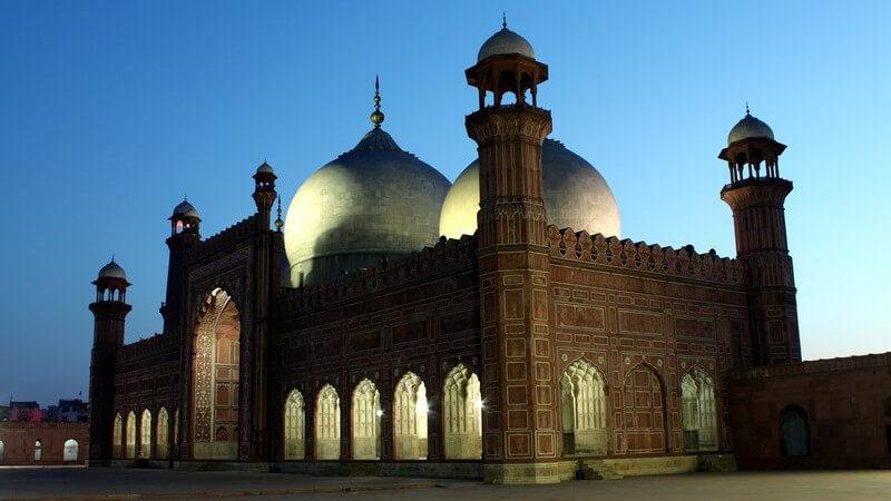 Sehenswertes im Reiseziel Pakistan