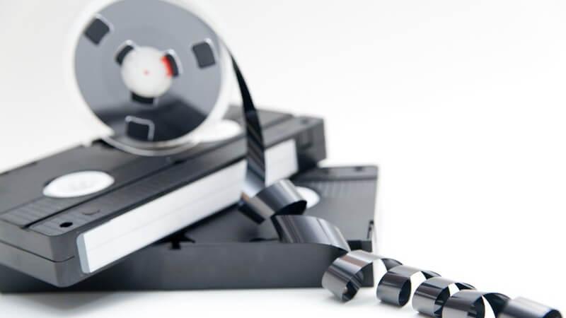 Die heutige Rolle von Videorekordern