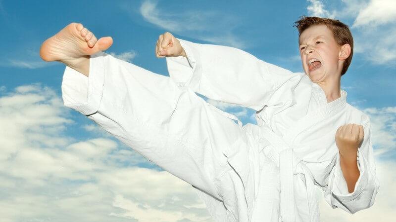 Semi- und Leichtkontakt - Wissenswertes zum Kickboxen