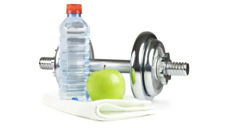 Geringere Insulinzufuhr durch regelmäßiges Fitnesstraining und abgestimmter Ernährungsweise?