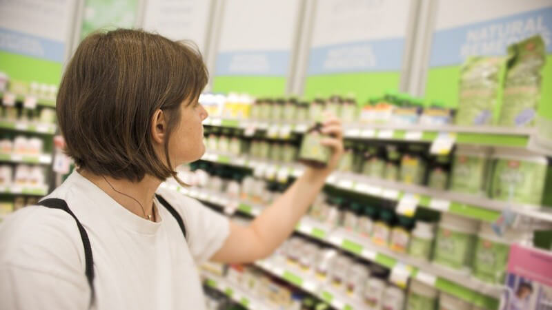 Vitamine, Aminosäuren, Eiweiß und Co sind wichtige Nährstoffe und helfen mitunter auch bei einem Nährstoffmangel nach längeren Erkrankungen