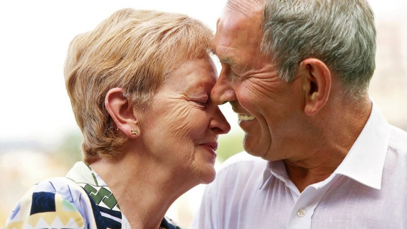 Sex im Alter - den Körper wieder neu erleben